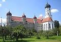 Kloster Wettenhausen, Kammeltal