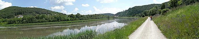 Main-Donau-Kanal bei Beilngries