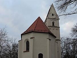 St. Ottmar bei Pöttmes-Au