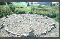 Steinkreis, Artemisia Kräutergarten