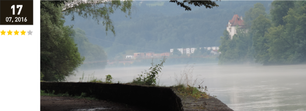 Rottal: Inn bei Neuhaus